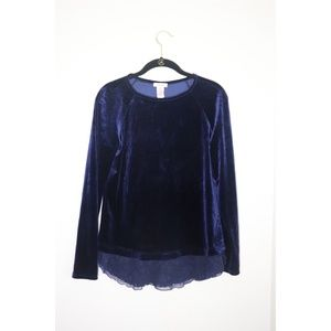 Sundance | Velvet Grace Long Sleeve Top